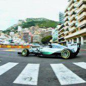 In Monaco begann es mit Pfiffen