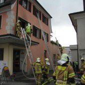 Ursache für  tödlichen Brand in Frastanz noch nicht völlig geklärt