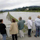 Effektiver Schutz vor Hochwasser