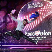 Wien feierte imposantes Song-Contest-Spektakel
