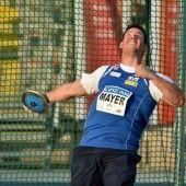 Rekordwurf und Olympia-Limit für Mayer