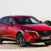 Mazda ist in Österreich der Absatz-Primus