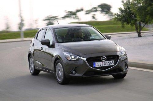 Mazda2 neu: Nicht nur fesch geworden, auch auf allen Ebenen gereift.