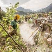 17,5 Millionen für Schutz vor Fluten und Lawinen