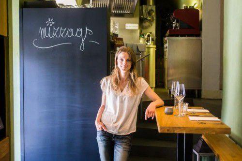 Haubenköchin Denise Amann bricht ihre Zelte in Bludenz ab und übersiedelt mit ihrem Restaurant Mizzitant nach Frastanz. VN/Steurer