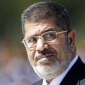 Todesurteil für Mursi wird scharf kritisiert