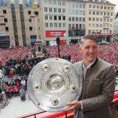Achter Meistertitel für Bastian Schweinsteiger