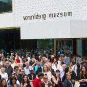 Museen öffnen ihre Tore