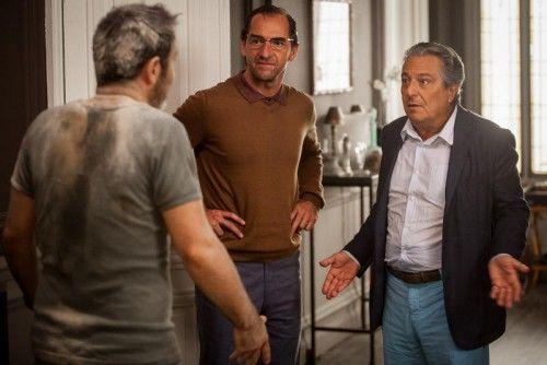 """Nach """"Monsieur Claude und seine Töchter"""" überzeugt Christian Clavier (r.) erneut in einer Glanzrolle. Filmladen"""