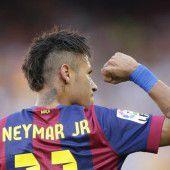 Barcelona kurz vor Titel