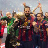 Achter Triumph von Barcelona