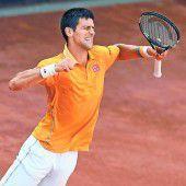 Djokovic ist für die French Open gut gerüstet