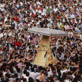 Wallfahrt zur Madonna von El Rocio
