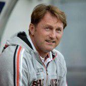 Ingolstadt baut weiter auf Coach Hasenhüttl