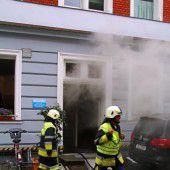 Feuer im Hotel Bodensee