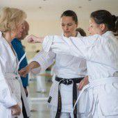 Karate ist keine Altersfrage