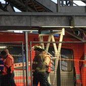 U-Bahn-Crash in Mexiko-Stadt