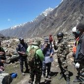 Bei Touristen beliebtes Dorf verschüttet