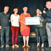 46.000-Euro-Spende für Hospiz Vorarlberg