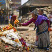 Schäden in Nepal größer als bisher angenommen