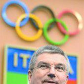 Bach und IOC erhalten den Toleranzpreis