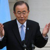 Ban Ki-moon fordert mehr Flüchtlingshilfe