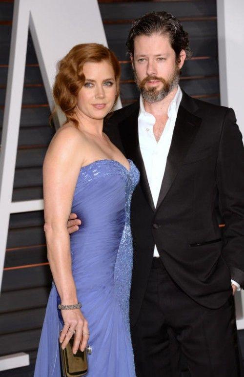 US-Schauspielerin Amy Adams und Darren Le Gallo sind seit 14 Jahren ein Paar. Jetzt haben offenbar die Hochzeitsglocken geläutet. Foto: AP