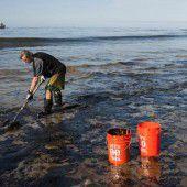Ölpest vor kalifornischer Küste weitet sich aus