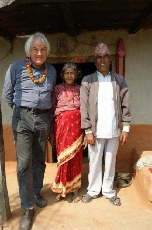 Vor etwa 30 Jahren kam Elmar Hagen zum ersten Mal nach Nepal. Mittlerweile war er fast 70 Mal dort. Foto: Privat/Hagen