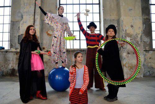 Vorhang auf, heißt es nächste Woche für 15 Theatergruppen aus dem ganzen Land.  Foto: Stadt Dornbirn