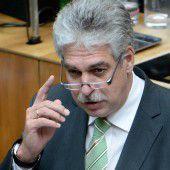 Regierung beharrt auf gläsernen Bankkonten