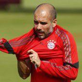 Peps Spielplan: Kontrolliert zum Bayern-Wunder