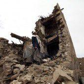 Saudi-Arabien verstärkt seine Luftangriffe