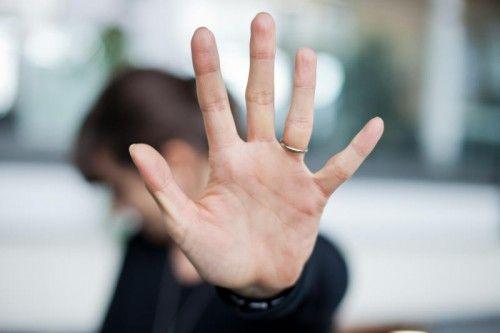 Wenn die Streitereien des Paares eskalierten, schlug der 19-Jährige zu und verletzte seine Freundin.  Foto: VN/Steurer