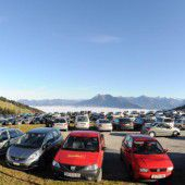 Debatte um Parkplätze am Bödele