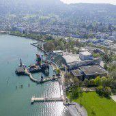 Bregenz begibt sich auf Kulturhauptstadtkurs