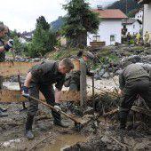 Paznaun: Ein Bild der Zerstörung nach dem Horrorunwetter