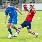 Admira Dornbirn schießt Nenzing in die Landesliga