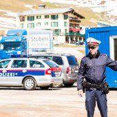 Verzögerungen am Arlbergpass