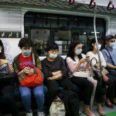 In Südkorea wächst die Angst vor Mers-Virus