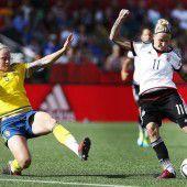 DFB-Frauen stürmten ins Viertelfinale