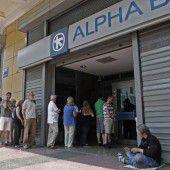 Ein schwarzer Sonntag in Athen