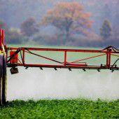 Keine Giftwolken wie auf Schweizer Feldern