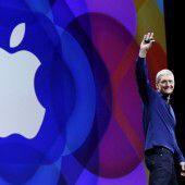 Apple komponiert an der Zukunftsmusik