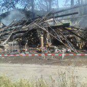 Stadel-Feuerteufel wütet in Weiler und Sulz