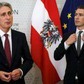Österreich rückt bei EU-Reformwünschen von London dicht an die Seite Großbritanniens