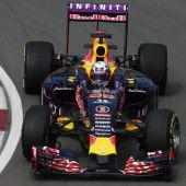 Red Bull sucht bei Ferrari neue Flügel