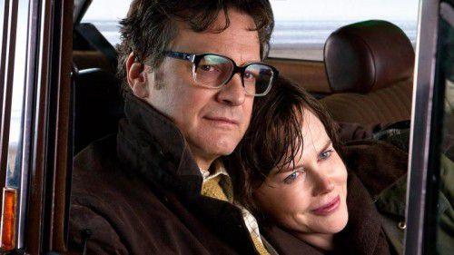 """Colin Firth und Nicole Kidman spielen in """"Die Liebe seines Lebens"""" ein ungleiches Paar.  Foto: Filmladen"""