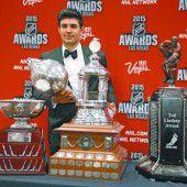 Montreals Torhüter Corey Price räumte groß ab