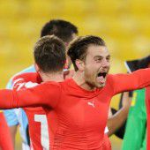 ÖFB-Team gegen Usbekistan